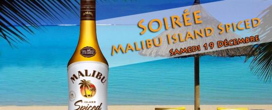 Soirée Malibu Island Spiced
