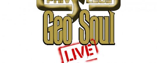 Concert Geo Soul – Vendredi 18 Avril
