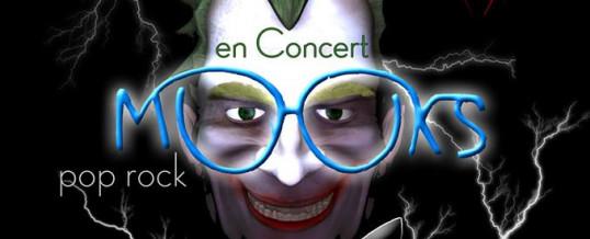 Concert de The Mooks – Vendredi 13 Juin