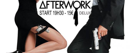 Soirée Afterwork – Vendredi 24 Octobre
