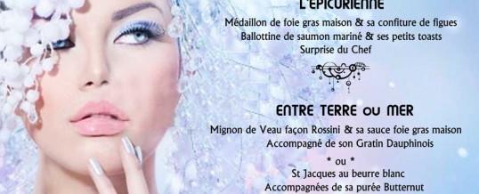 Menu Saint-Sylvestre 2014