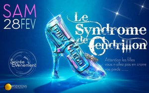 SAM 28.02 CENDRILLON
