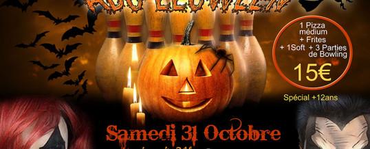 Halloween – Samedi 31 Octobre