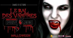 Le bal des vampires 2015