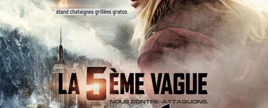 Soirée 5ème Vague – Samedi 23 Janvier