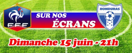 Coupe du monde 2014 – Dimanche 15 Juin