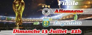 Finale de Coupe du Monde