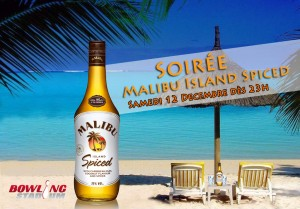 Franconville_Soirée Malibu Spiced