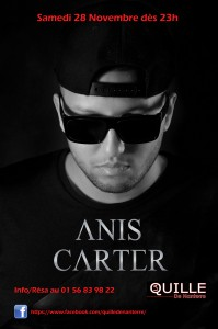 Dj Anis Carter_Nanterre