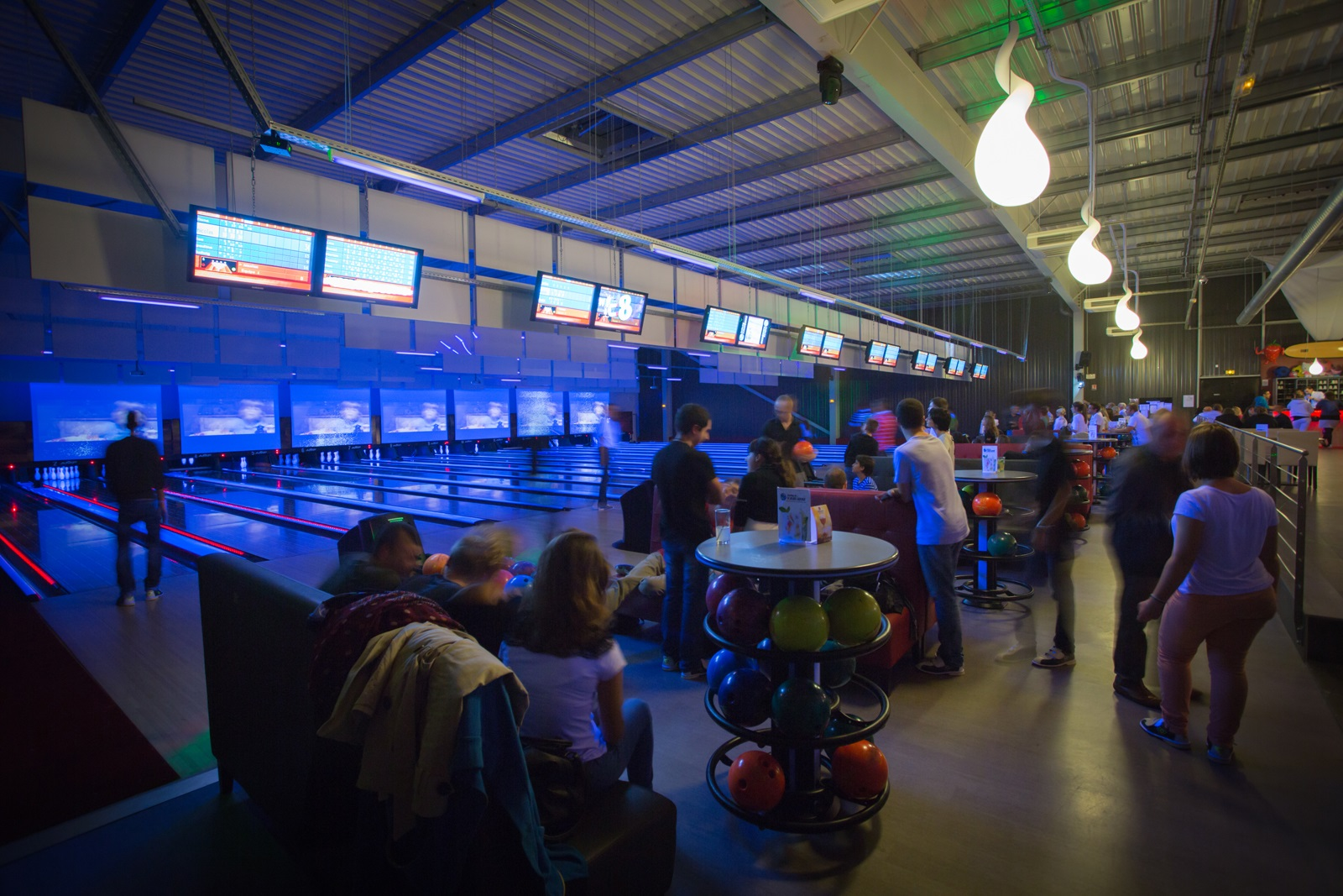 Bowling niort for Horaire piscine niort