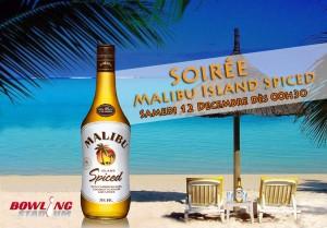 Saint-Gratien_Soirée Malibu Spiced